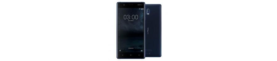 Comprar Repuestos de Móviles Nokia 3 ¡Precio Oferta! Madrid