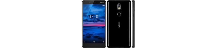 Comprar Repuestos de Móviles Nokia 7 ¡Precio Oferta! Madrid
