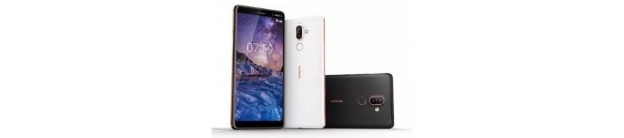 Comprar Repuestos de Móviles Nokia 7 Plus Online
