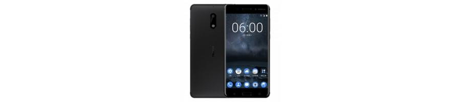 Comprar Repuestos de Móviles Nokia 6 N6 ¡Precio Oferta!