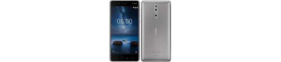Venta de Repuestos de Móviles Nokia 8 N8 ¡Precio Oferta!