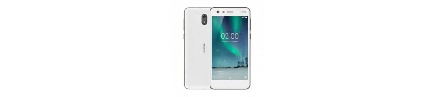 Reparación de Móviles Nokia 2 N2 [Arreglar Piezas]