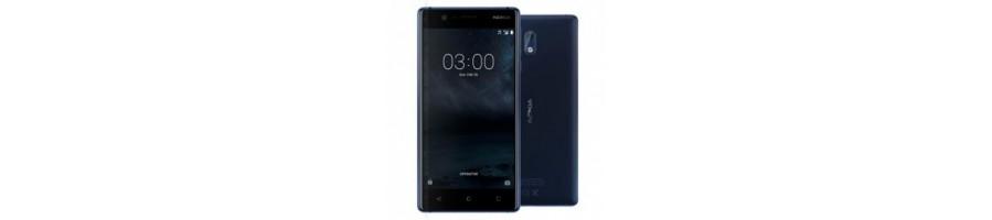 Reparación de Móviles Nokia 3 N3 [Arreglar Piezas]