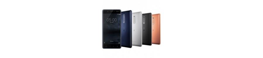 Reparación de Móviles Nokia 5 N5 [Arreglar Piezas] Madrid