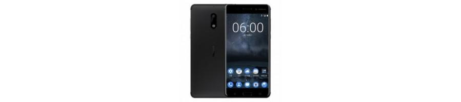 Reparación de Móviles Nokia 6 N6 [Arreglar Piezas]