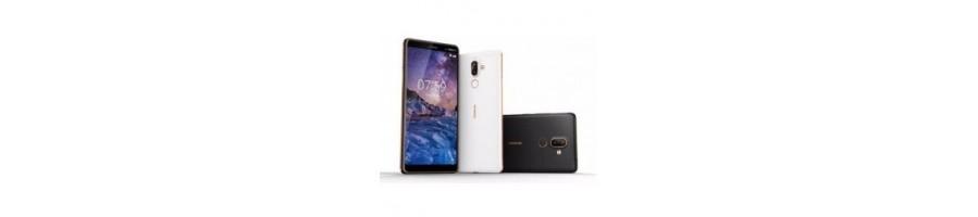 Reparación de Móviles Nokia 7 Plus N7 Plus [Arreglar Piezas]