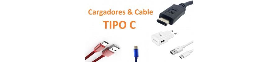 Tipo C Cargadores y Cables