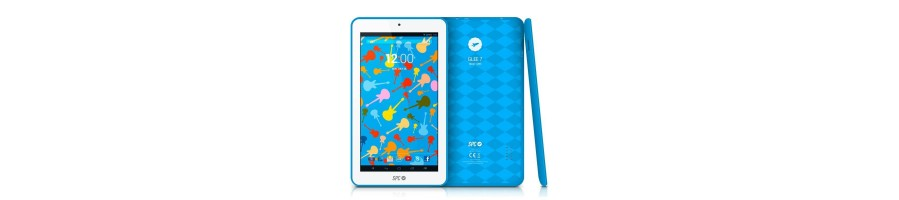 Repuestos de Tablet SPC SPC Glee 7 4.1 quad core Madrid