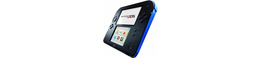 Comprar Repuestos de Consolas Nintendo 2DS FTR-001