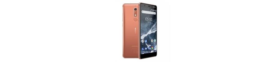 Venta de Repuestos Móvil Nokia 5,1 ¡Pieza Original!