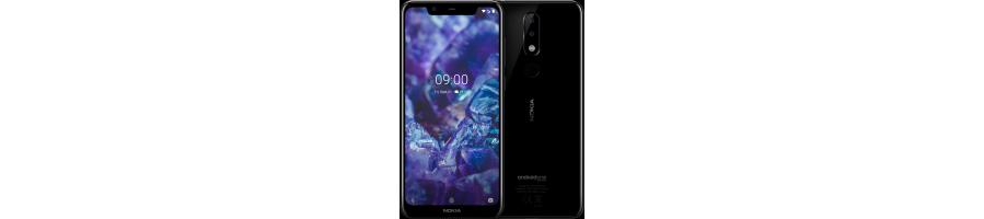 Comprar Repuestos Móvil Nokia 5.1 Plus / X5 Online