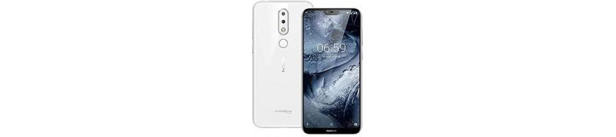 Comprar Repuestos Móvil Nokia 6.1 Plus / X6 Online