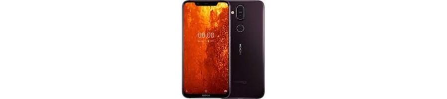 Comprar Repuestos Móvil Nokia 8,1 ¡Pieza Original!