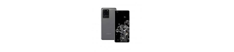 Comprar Repuestos Samsung S20 Ultra G988F [Pantallas Completas]