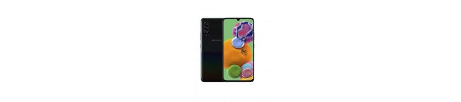 Reparar Samsung A90 5G A 908 Online [Cambiar Pantalla y Placa]