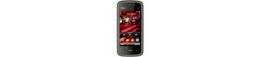 Todo tipo de Accesorios, Repuestos, Fundas y Liberaciones para su Nokia 5230