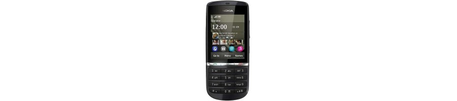 Comprar Repuestos de Móviles Nokia Asha 300 Online Madrid