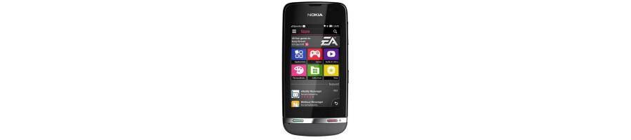 Todo tipo de Accesorios, Repuestos, Fundas y Liberaciones para su Nokia Asha 311