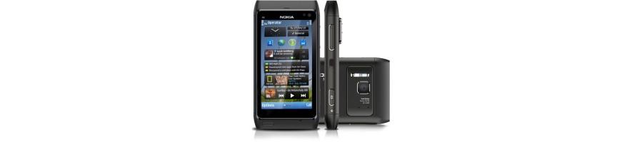 Todo tipo de Accesorios, Repuestos, Fundas y Liberaciones para su Nokia N8