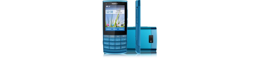 Comprar Repuestos de Móviles Nokia X3-02 Online Madrid