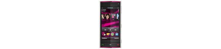 Todo tipo de Accesorios, Repuestos, Fundas y Liberaciones para su Nokia X6