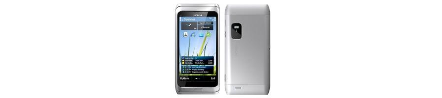 Todo tipo de Accesorios, Repuestos, Fundas y Liberaciones para su Nokia E7