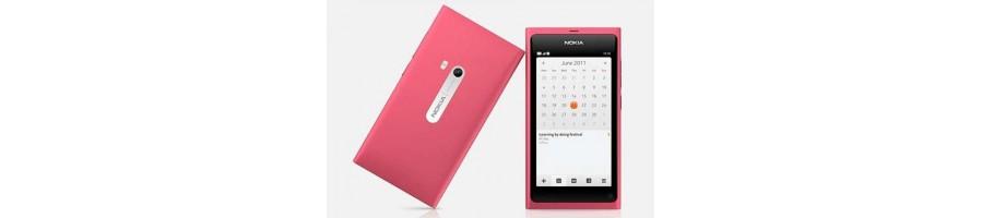 Todo tipo de Accesorios, Repuestos, Fundas y Liberaciones para su Nokia N9