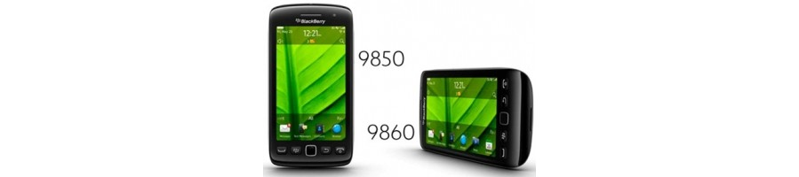 Comprar Repuestos de Móviles BlackBerry Torch 9850/9860