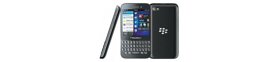 Accesorios , Repuestos, Reparaciones y Fundas para su BlackBerry Q5