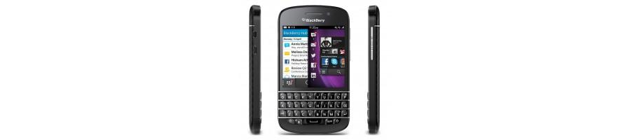 Accesorios , Repuestos, Reparaciones y Fundas para su BlackBerry Q10