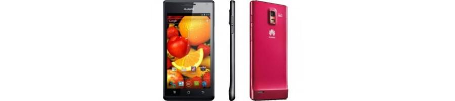Accesorios , Repuestos, Reparaciones y Fundas para su Huawei Ascend P1