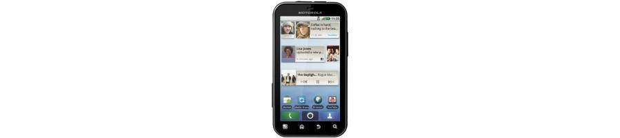Accesorios , Repuestos, Reparaciones y Fundas para su Motorola Defy MB525
