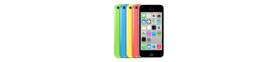 Comprar repuestos iPhone 5C