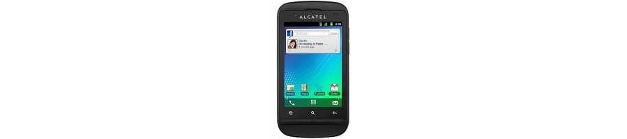 Comprar Repuestos de Móviles Alcatel OT-918 One Touch MIX