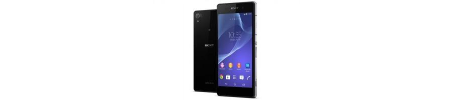 Comprar repuestos Sony Xperia Z2 L50W D6502 D6503