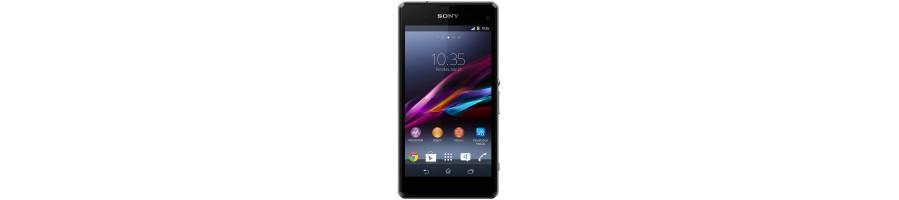 Comprar repuestos Sony Xperia Z1 Compact Z1C D5503 M51W