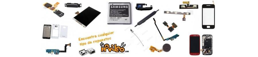 repuestos s7572, pantalla s7570, tactil s7572 , microfono s7570, altavoz s7572, bateria s7570, conector carga s7572