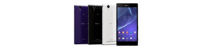 Comprar repuestos Sony Xperia T2 Ultra XM50h